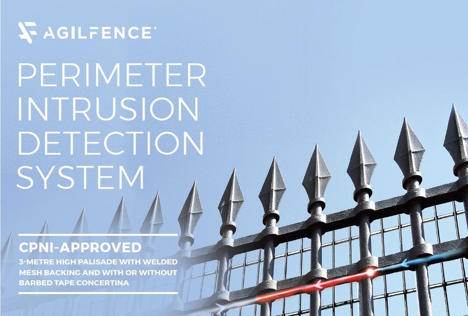 AgilFence, Smart Fence, PIDS Thailand, Perimeter Intrusion Detection System